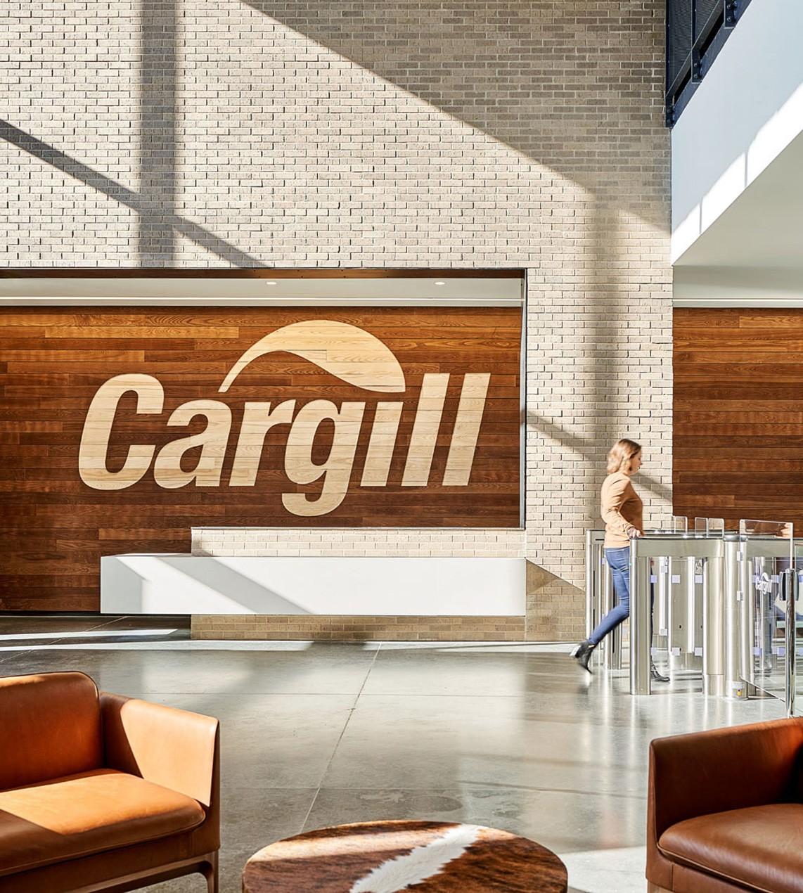 Cargill Is Not Not Busy