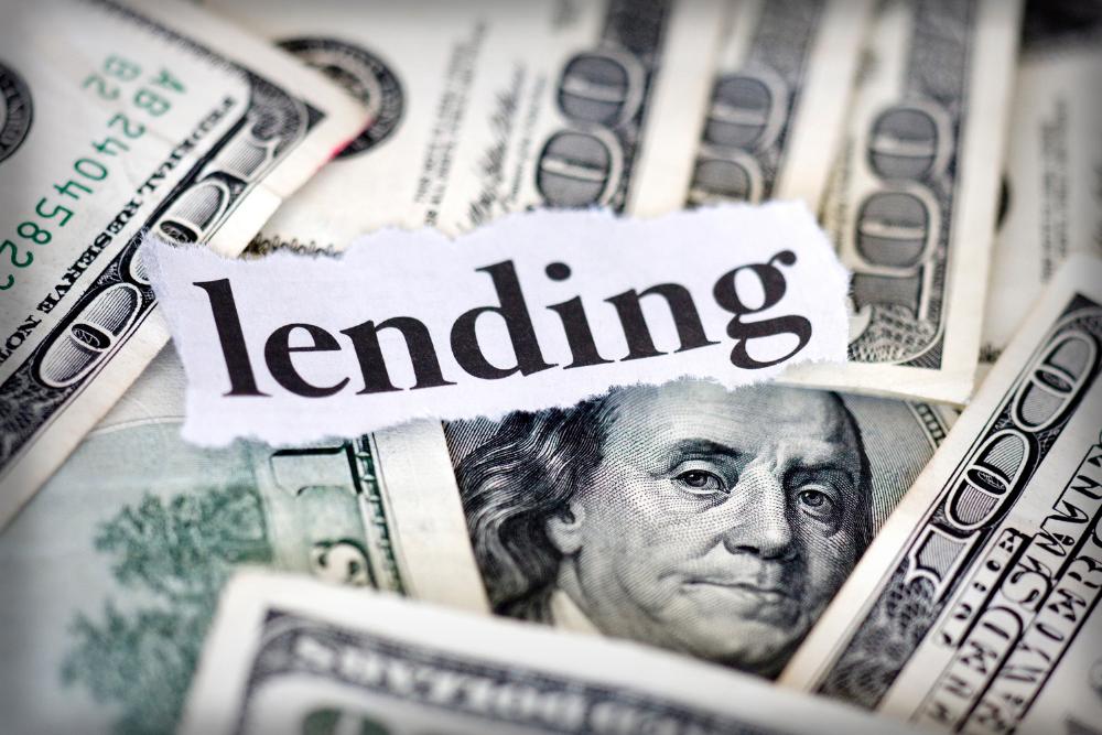 Farm Lending in Slo-Mo Mode