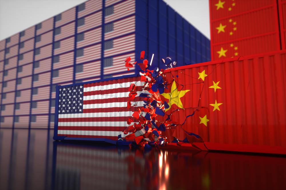 China Is Slackin'