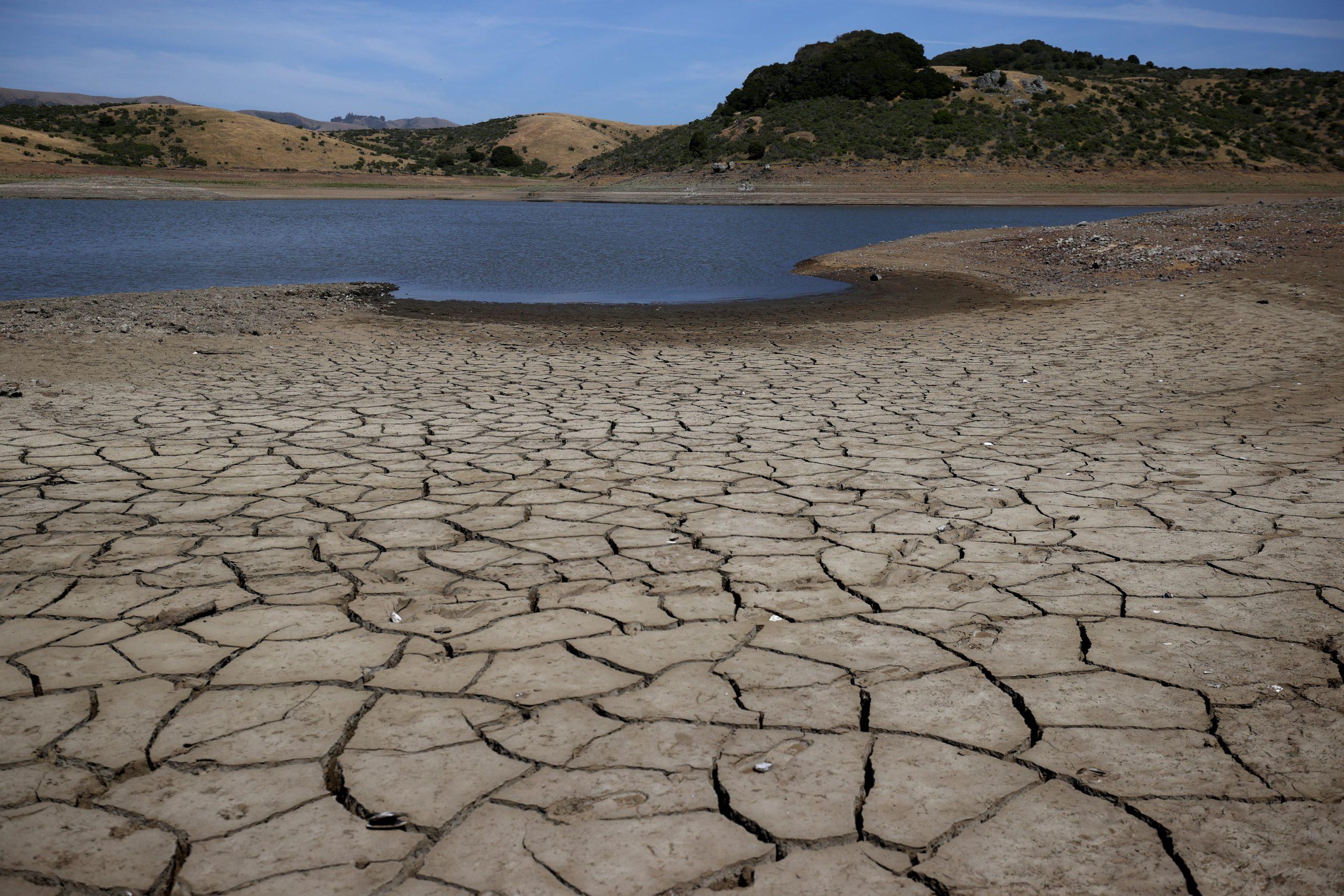 Western U.S. in Water Distress
